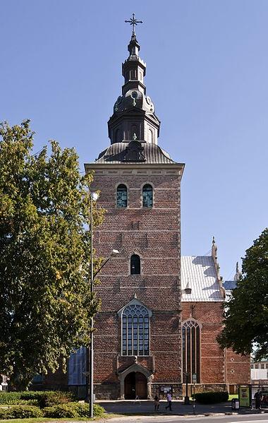 Holy Trinity Church in Kristianstad (photo by D Castor)