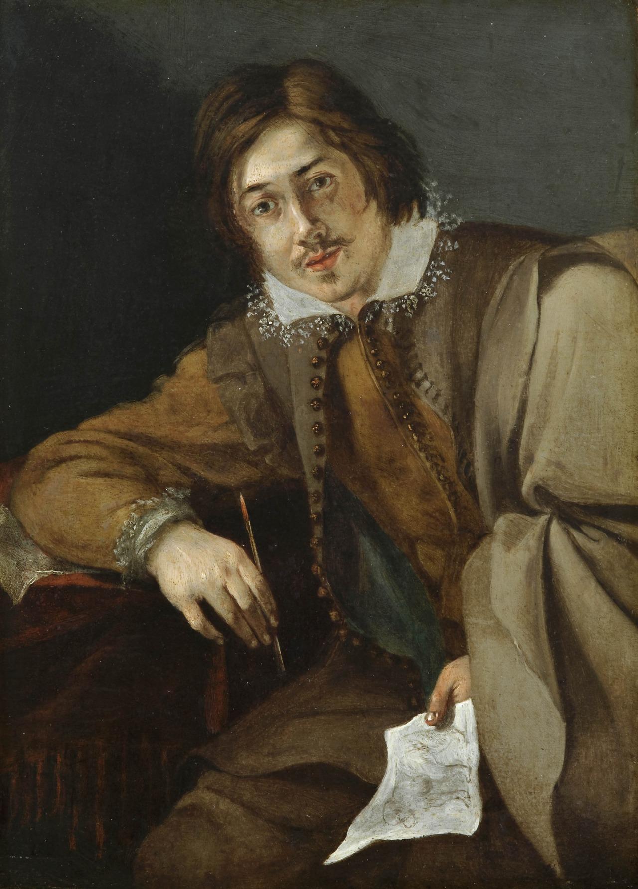 17th century man 2