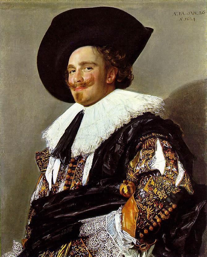 17th century man 3