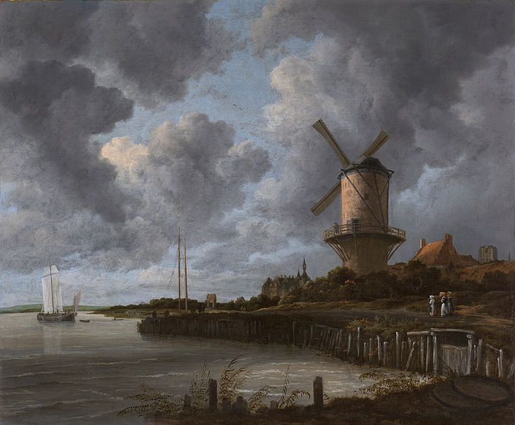 727px-The_Windmill_at_Wijk_bij_Duurstede_1670_Ruisdael