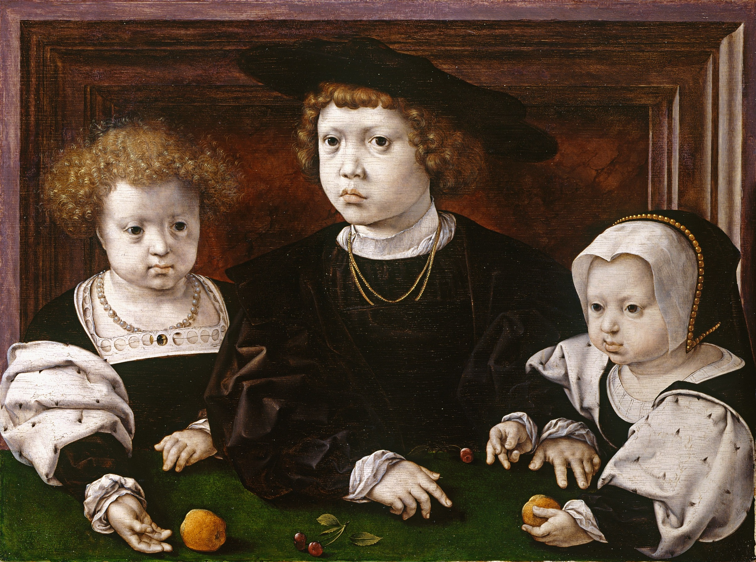 the-children-of-king-christian-ii-of-denmark-norway-and-sweden-1526