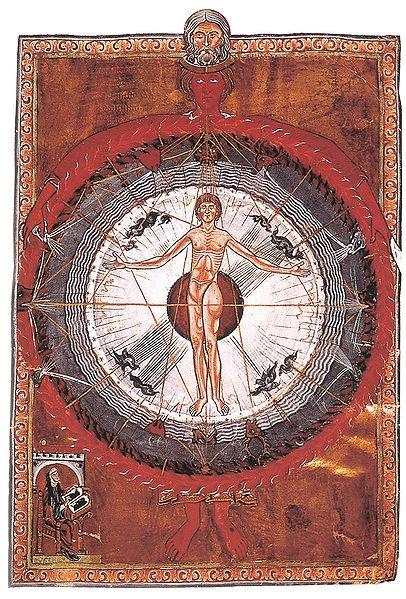 406px-Hildegard_von_Bingen_Liber_Divinorum_Operum
