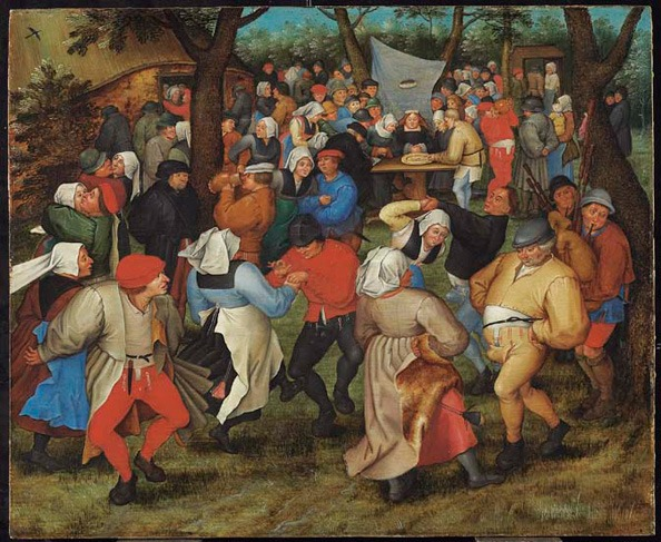 pbruegel dancing