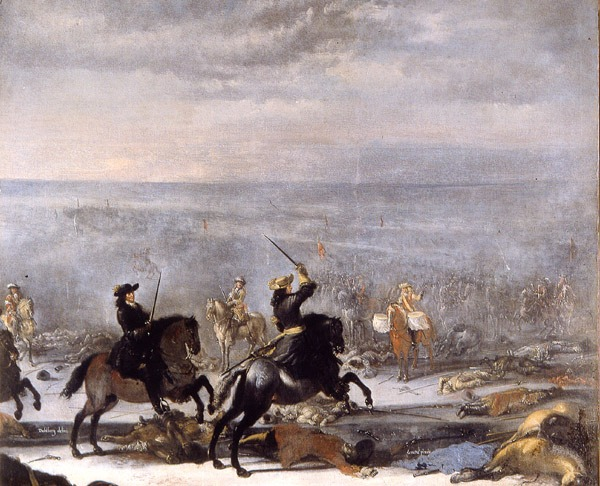 Charles_XI,_Battle_of_Lund