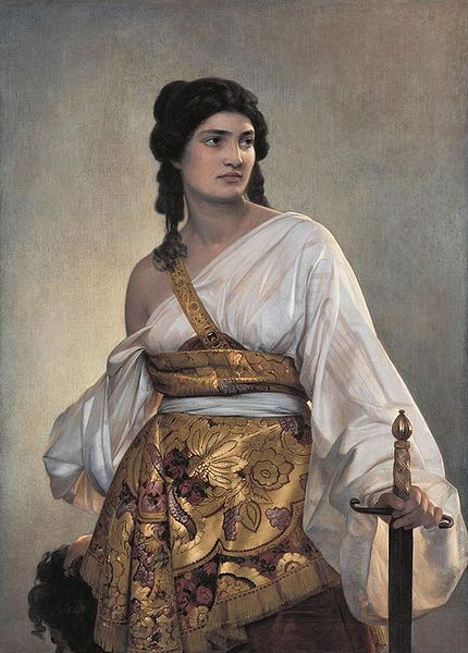 430px-August_Riedel_Judith_1840