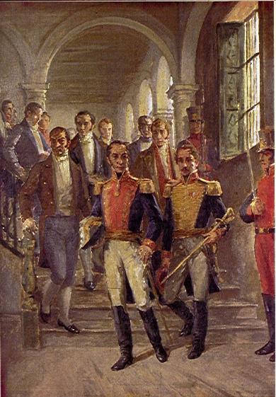 Bolivar Congreso_de_Cúcuta