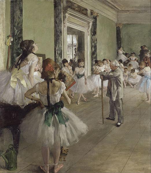 Degas_-_The_Ballet_Class_-_Google_Art_Project