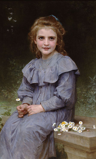 William-Adolphe_Bouguereau_(1825-1905)_-_Daisies_(1894)