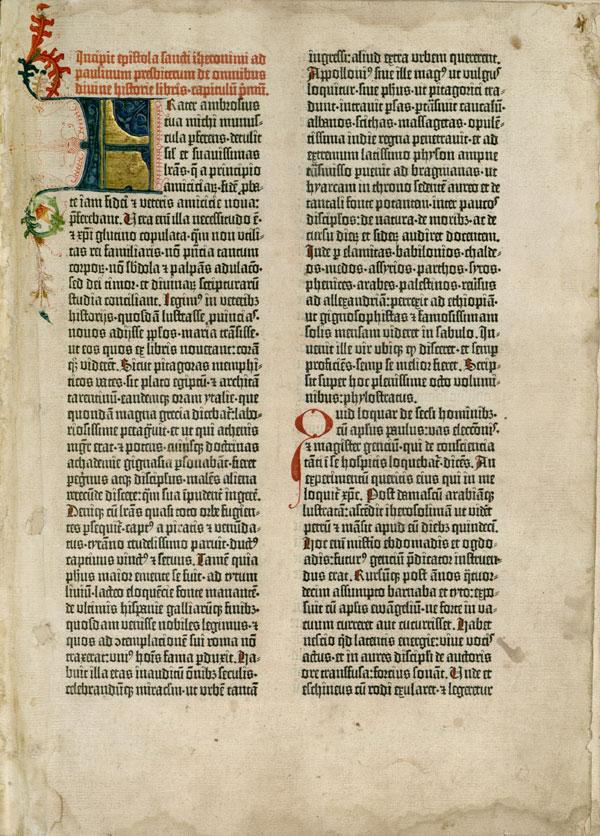Gutenberg_bible_Old_Testament_Epistle_of_St_Jerome