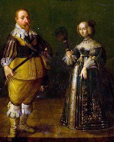 GIIA Gustav_II_Adolph_&_Mary_Eleanor
