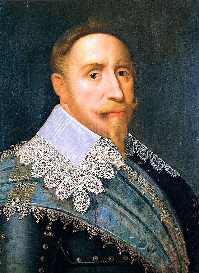 GIIA Gustav II of Sweden