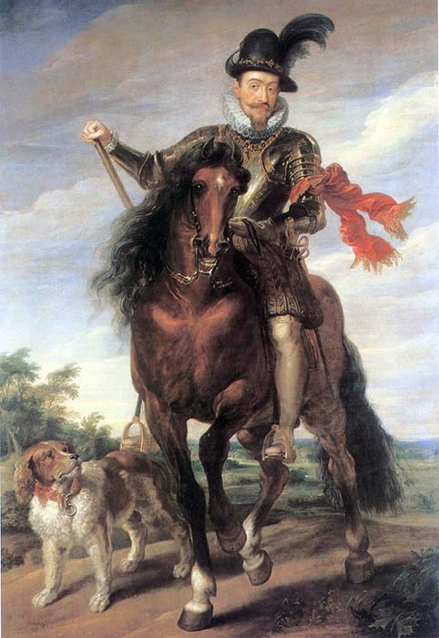 Sigismund_at_horse