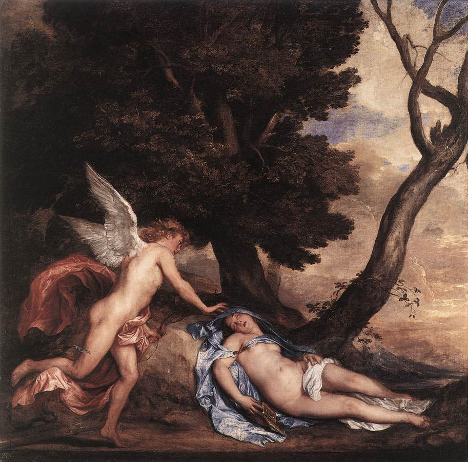 Love Cupid_and_Psyche_-_Anthony_Van_Dyck_(1639-40)