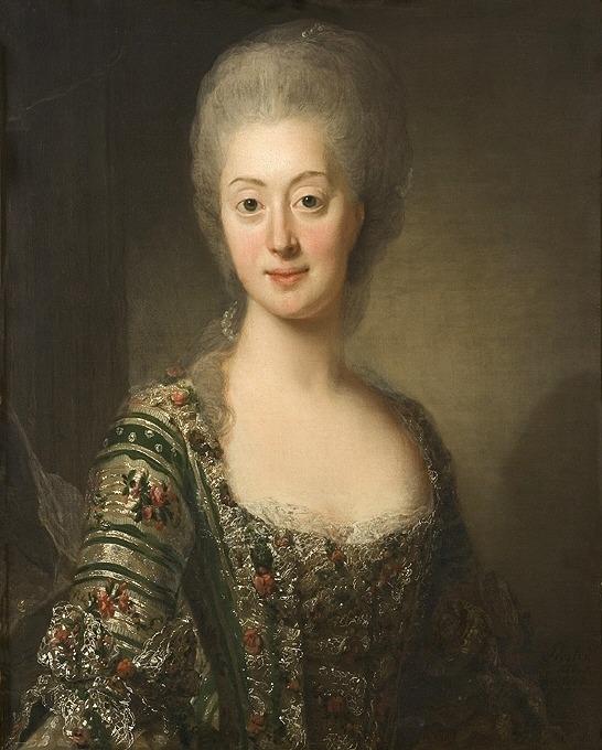 Sofia Magdalena by Roslin