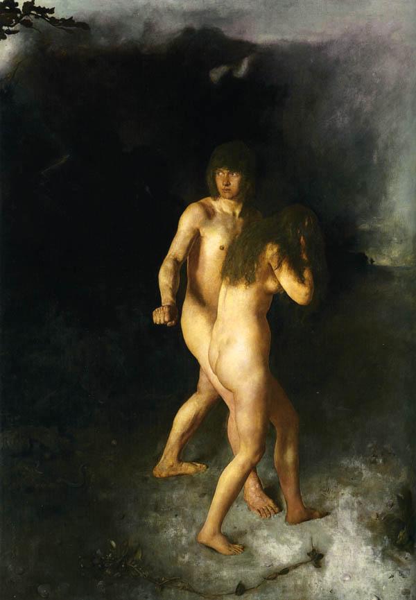 Eve Heyerdahl_adam_og_eva