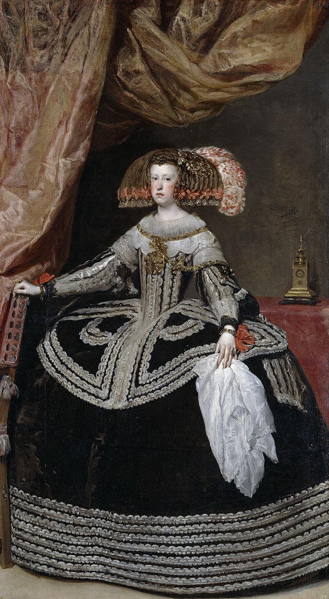 Mariana de Austria 640px-Diego_Velázquez_032