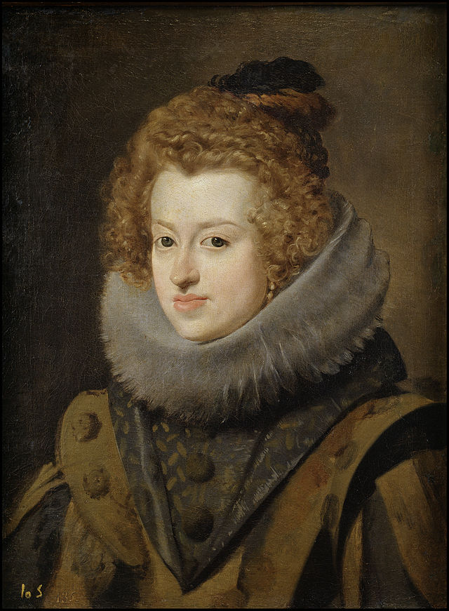 Mariana's mother Diego_Velázquez_-_Maria_Anna_of_Spain_-_Prado