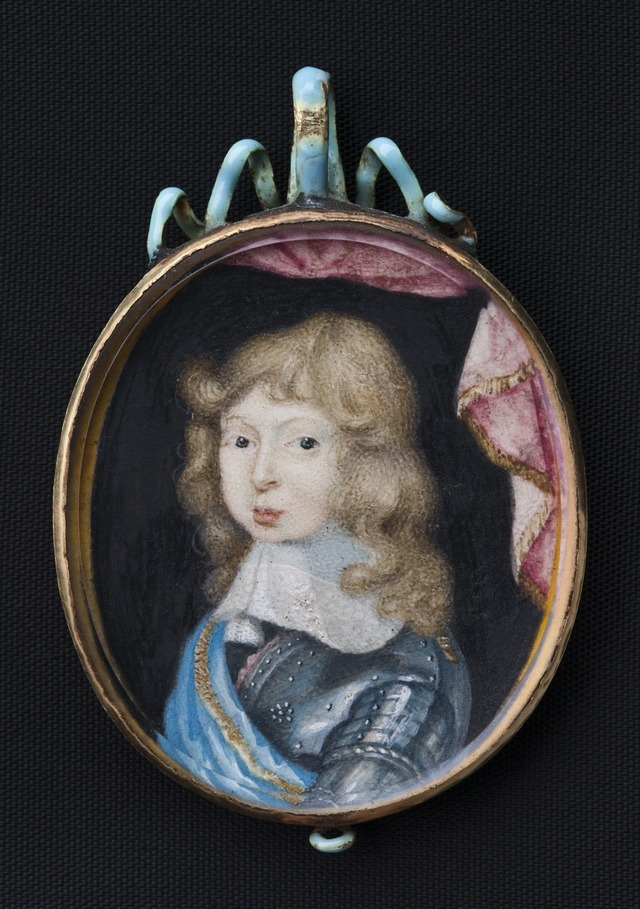 Miniatyrporträtt,_Karl_XI,_Pierre_Signac,_ca_1662_-_Livrustkammaren_-_89014_tif