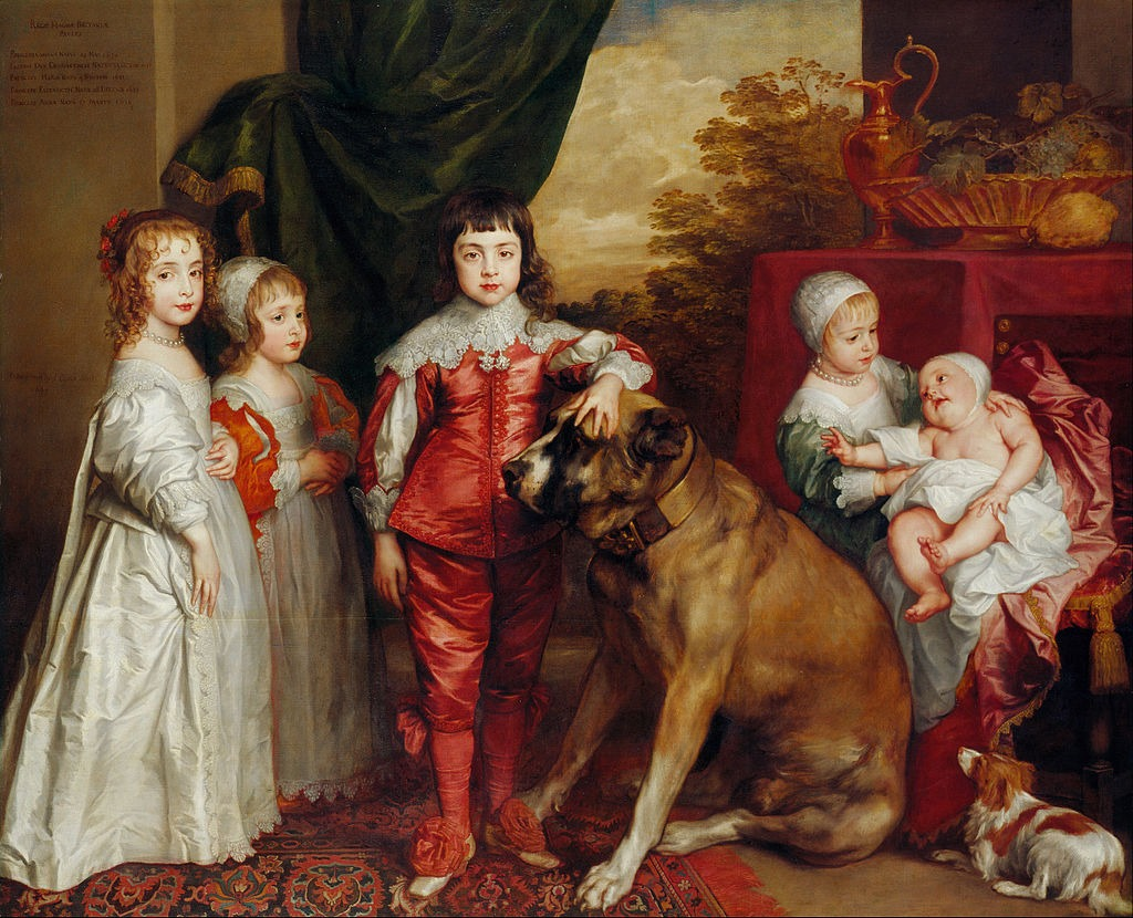 EHFA Anthony_van_Dyck_-_Five_Eldest_Children_of_Charles_I_-_Google_Art_Project