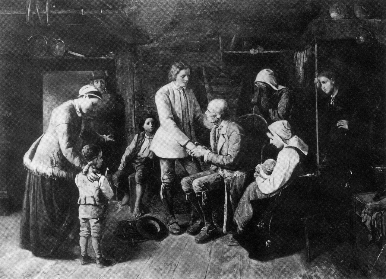 S.V.Helander.Emigrants