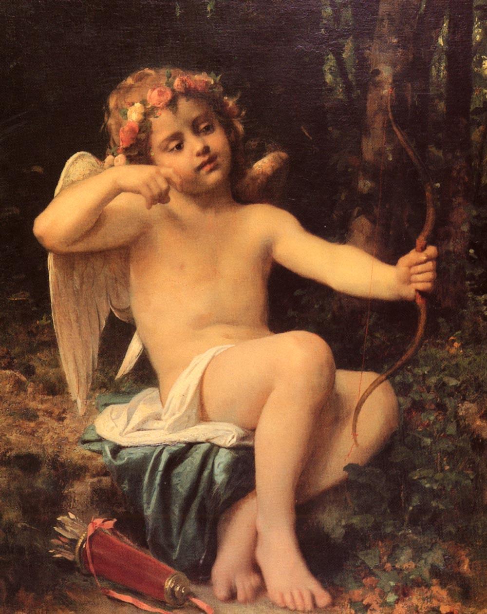 Perrault_Leon_Jean_Basile_Cupids_Arrows