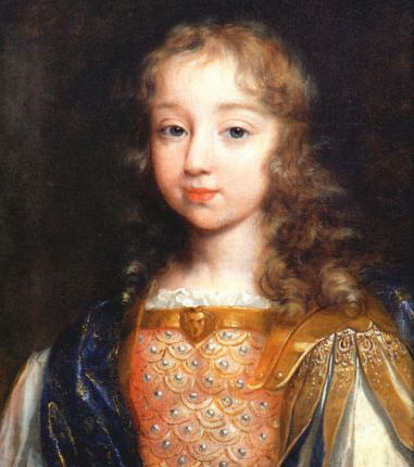 Ana LouisXIV-child