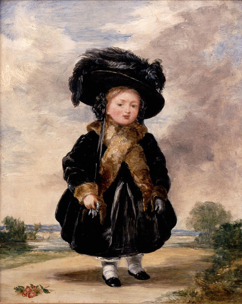 Victoria 800px-Denning,_Stephen_Poyntz_-_Princess_Victoria_aged_Four_-_Google_Art_Project