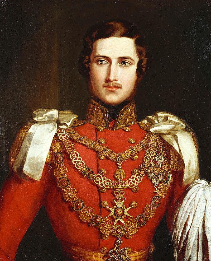 Victoria 800px-Prince_Albert_-_Partridge_1840