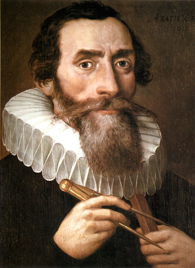 Tycho -Johannes_Kepler_1610