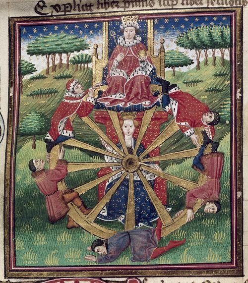 EHFA Wheel of fortune