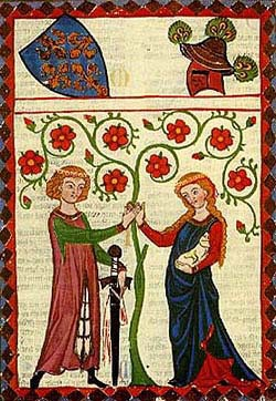 Marriage love Manesse1