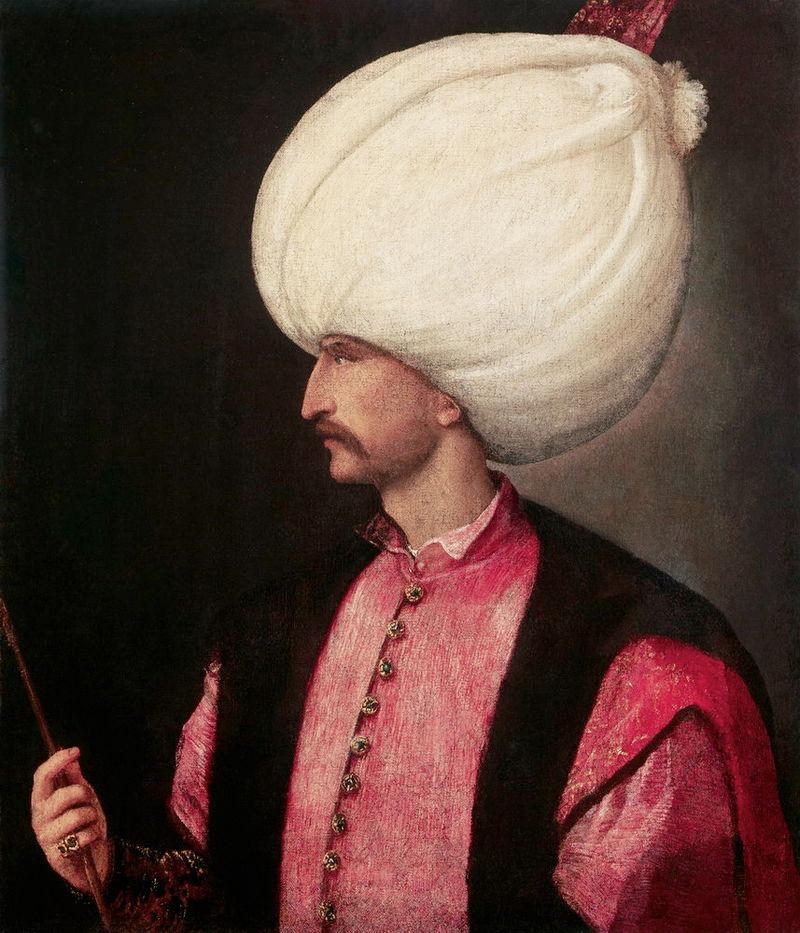 Miguel EmperorSuleiman