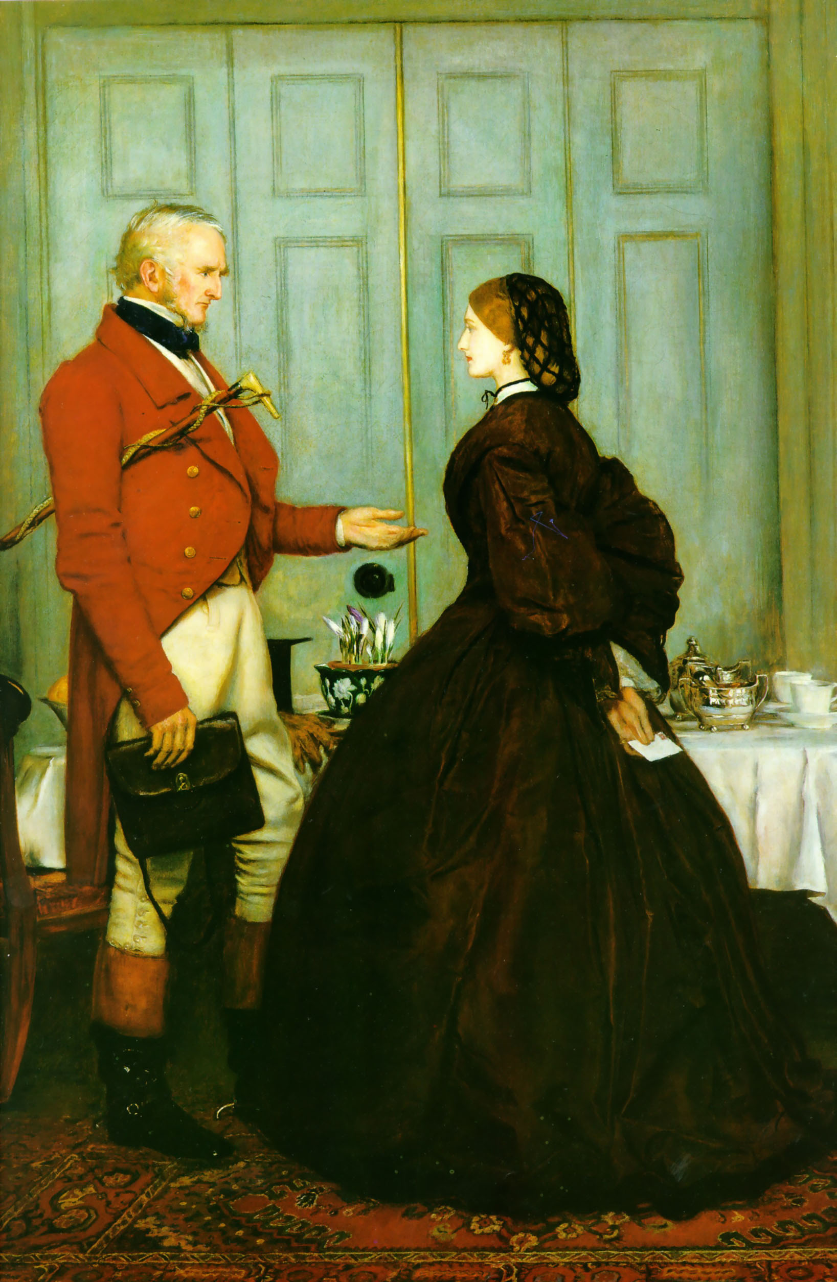 millais trust-me-1862