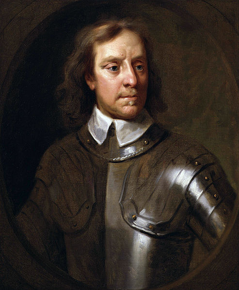 Oliver_Cromwell_by_Samuel_Cooper National Portrait Gallery