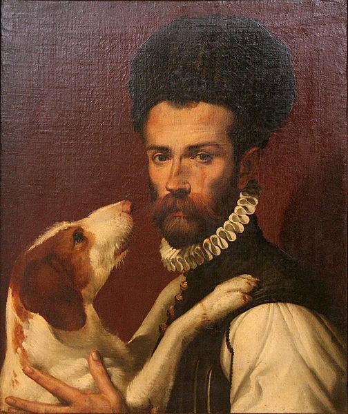 Bartolomeo Passaroti Reniassance-dog-Wikimedia-Commons