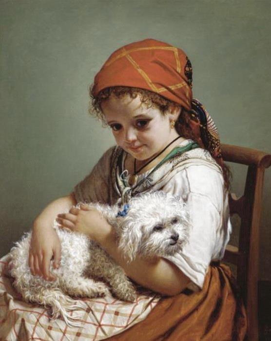 Dogs Giovachino Gamberini