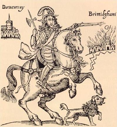 Dogs Prince_Rupert_-_1st_English_Civil_War