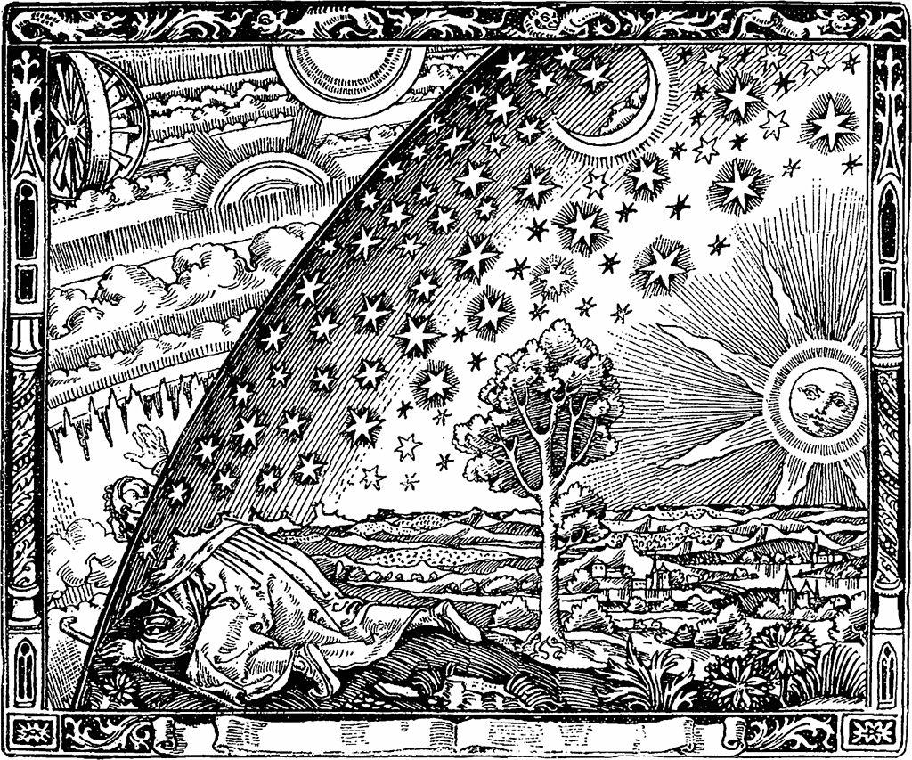 Lisl Flammarion woodcut