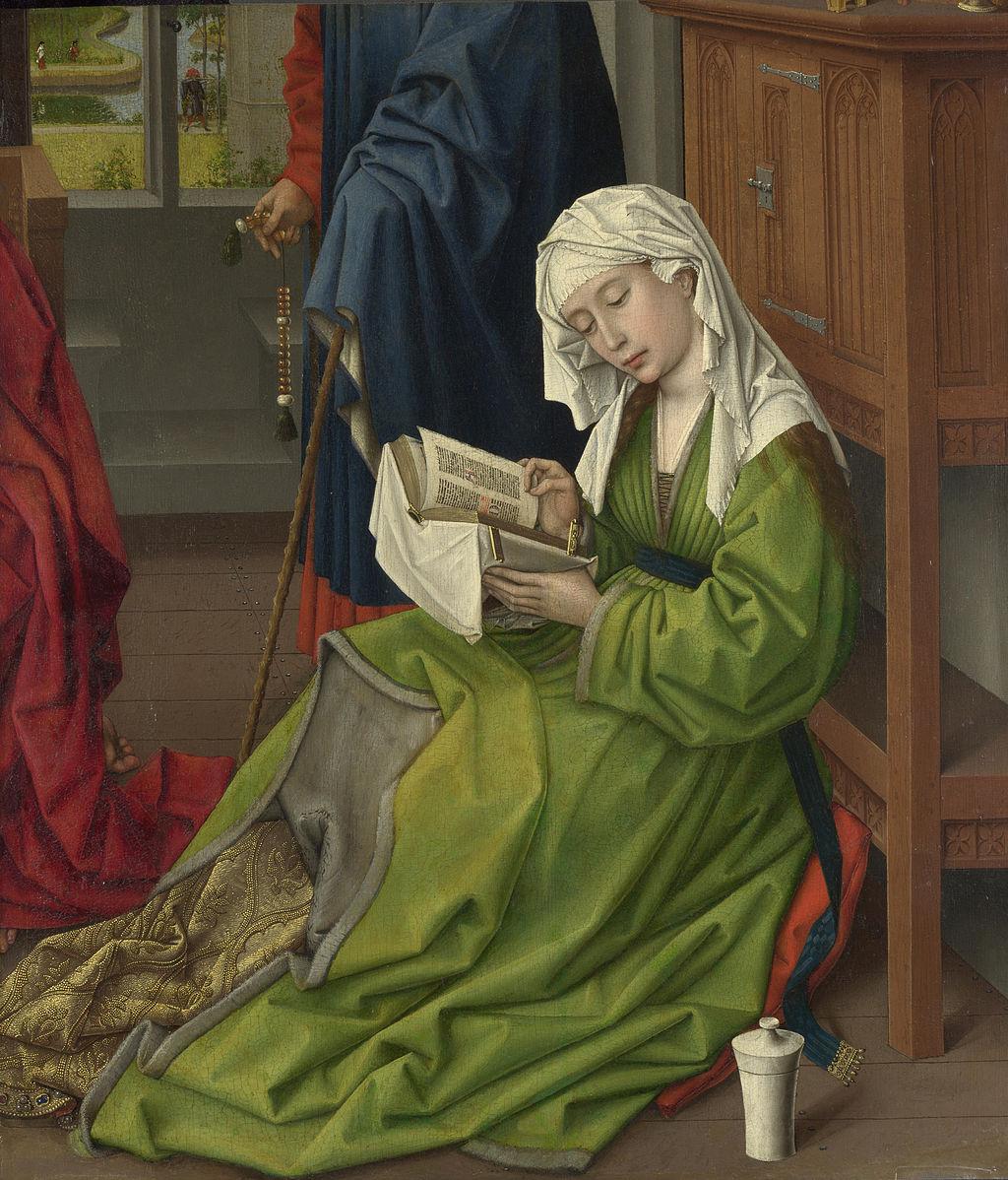 The_Magdalen_Reading_-_Rogier_van_der_Weyden