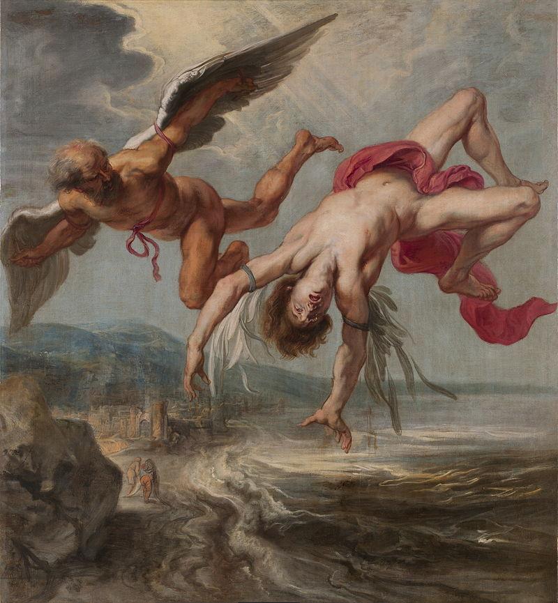 Icarus Gowy-icaro-prado