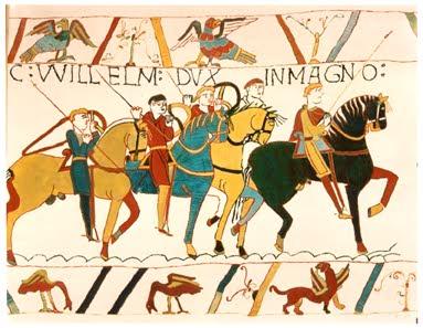 Matilda Bayeux_Tapestry_WillelmDux