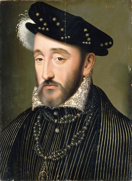 What if Henry_II_of_France.
