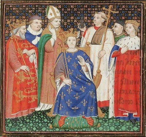 ingeborg-the_coronation_of_philippe_ii_auguste_in_the_presence_of_henry_ii_of_england
