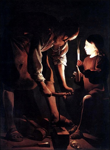 light-st-josephthecarpenterbygeorgesdelatour
