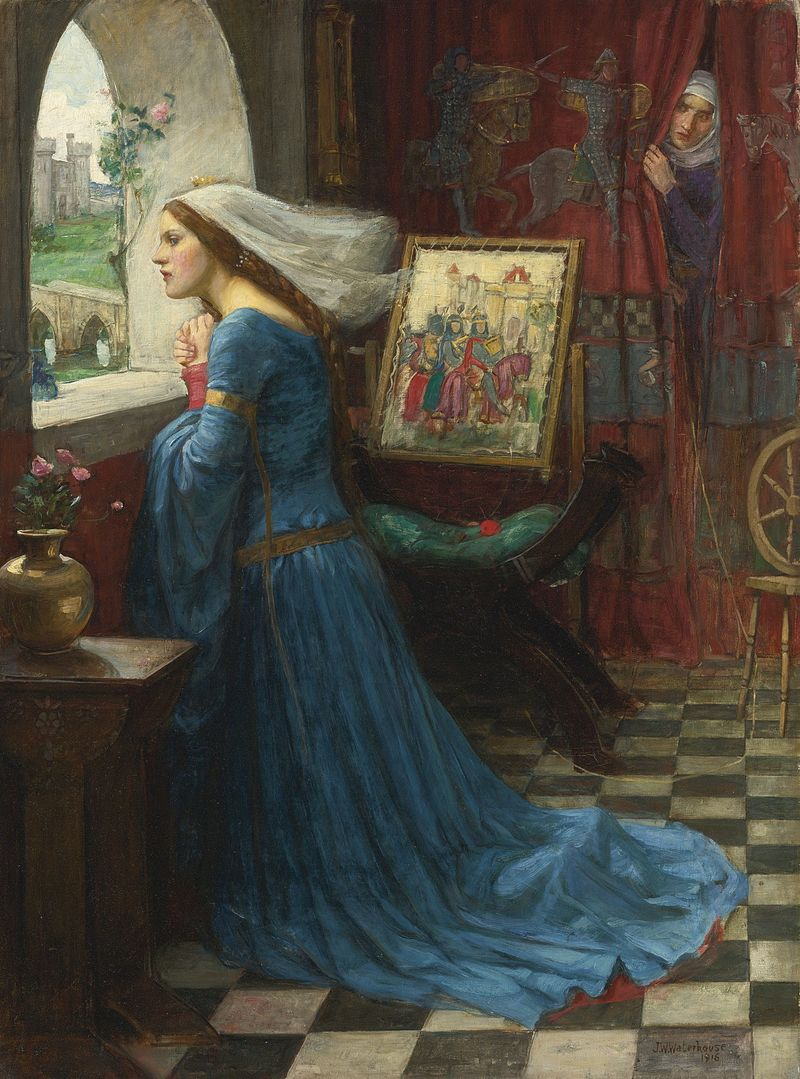 blanche-john_william_waterhouse_-_fair_rosamund