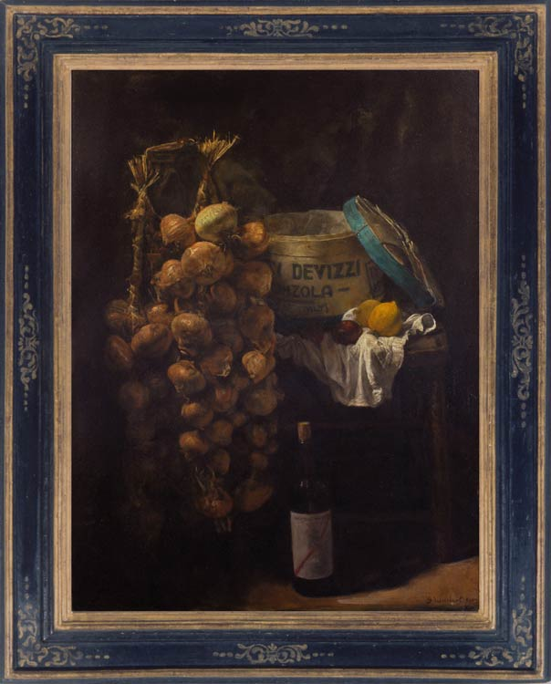 onions-weissbort-george-still-life-with-onion-plaits-wooden-cheese-box-fruit-and-a-bottle