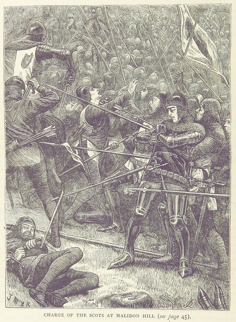 charge_of_the_scots_at_halidon_hill