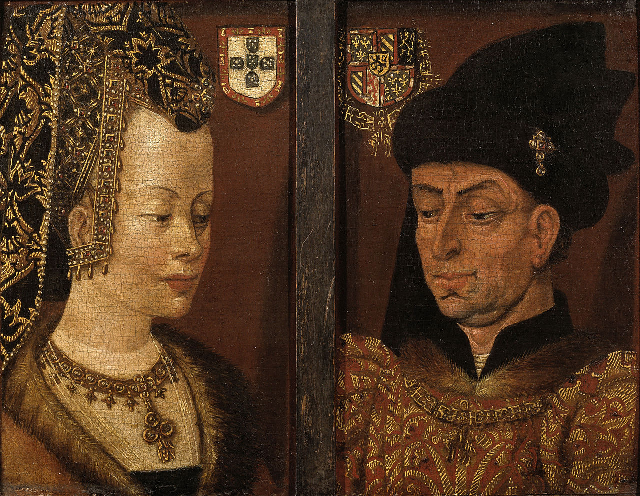 Isabel 1280px-Philip_the_Good_and_Isabella_of_Portugal