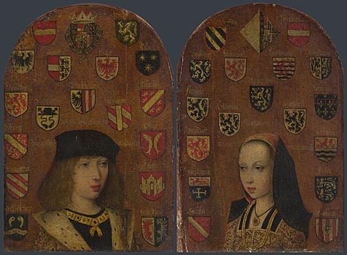 Mary of Burgundy Philip_the_Handsome_and_Margaret_of_Austria