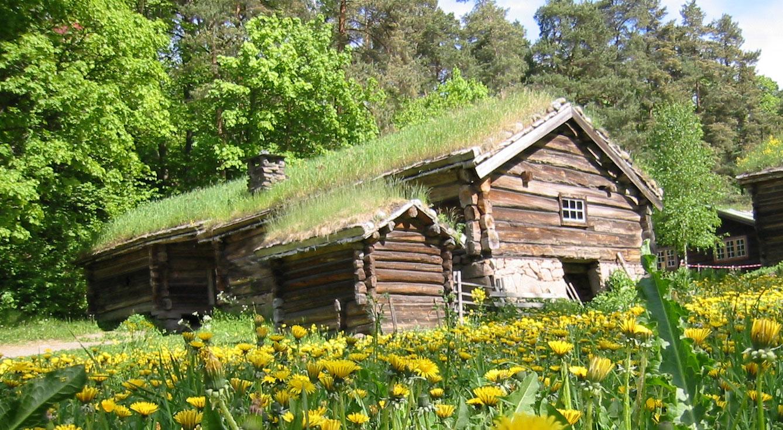 cabin Norskfolkemuseum_1